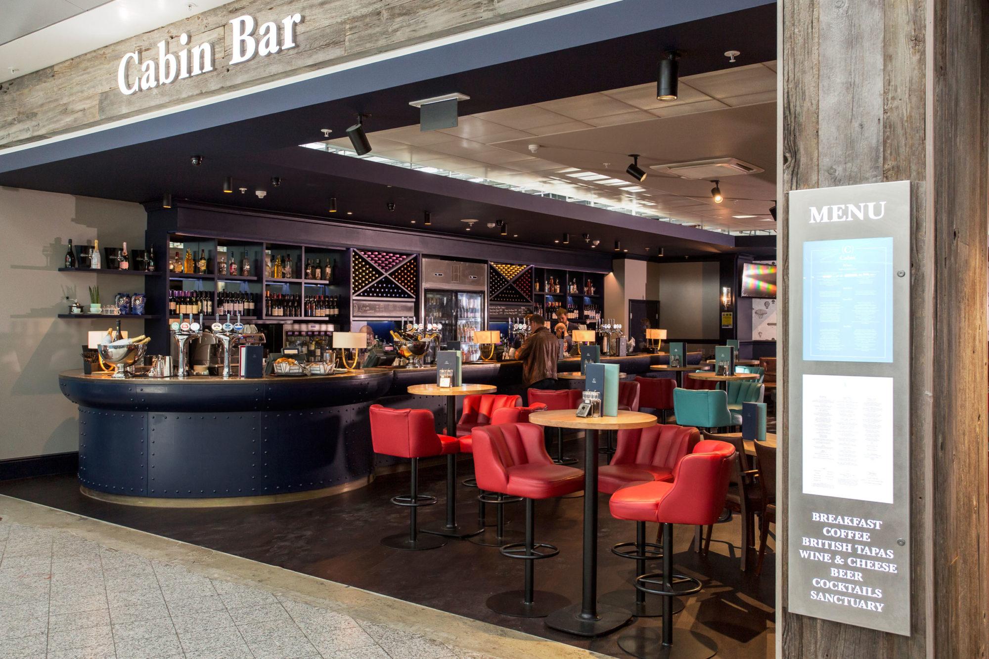 Cabin Bar Nelson Design